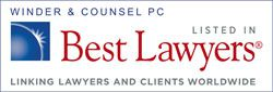 Winder and Counsel Recognized by Best Lawyers